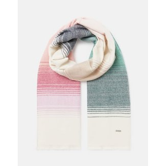Joules Joules Bridey Checked Warm Handle Scarf
