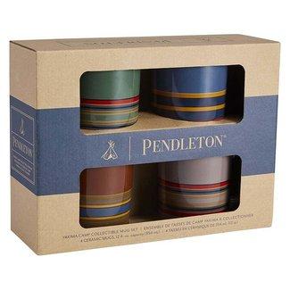 Pendleton Pendleton 12oz Ceramic Mug Set