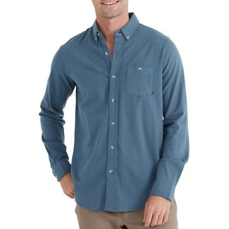 Free Fly Free Fly Men's Bamboo Flannel Button Up
