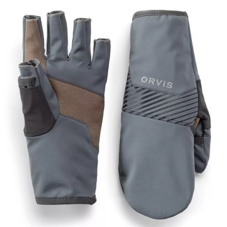 Orvis Orvis Softshell Convertible Mitts