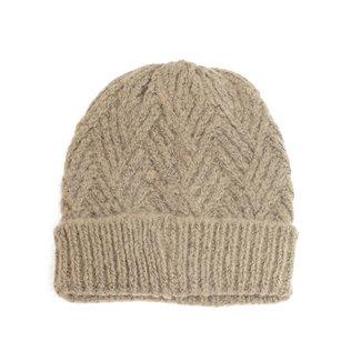 Joy Susan Joy Susan Chevron Knit Hat