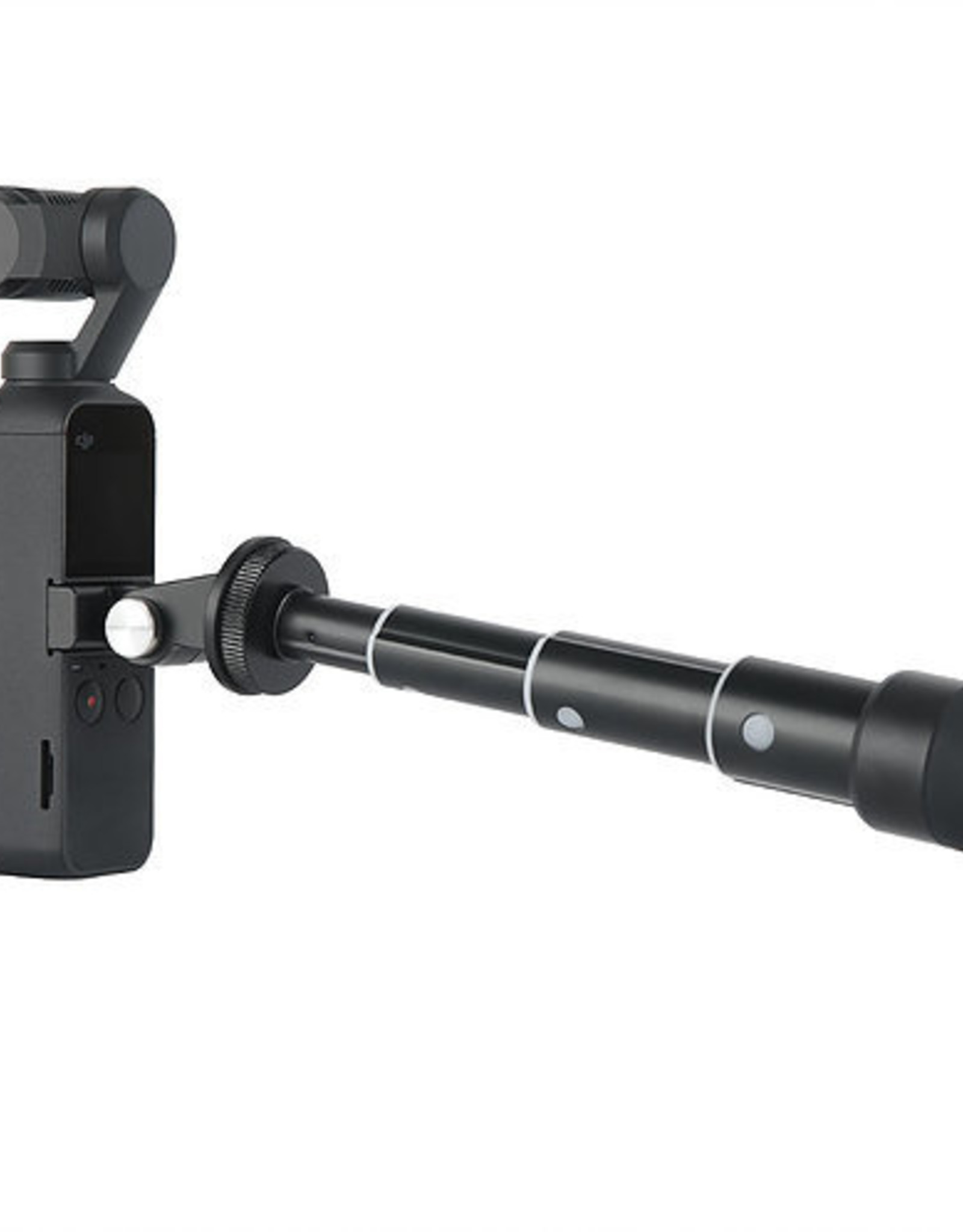 PGYTECH Osmo Pocket Data Port to Cold Shoe and Universal Mount
