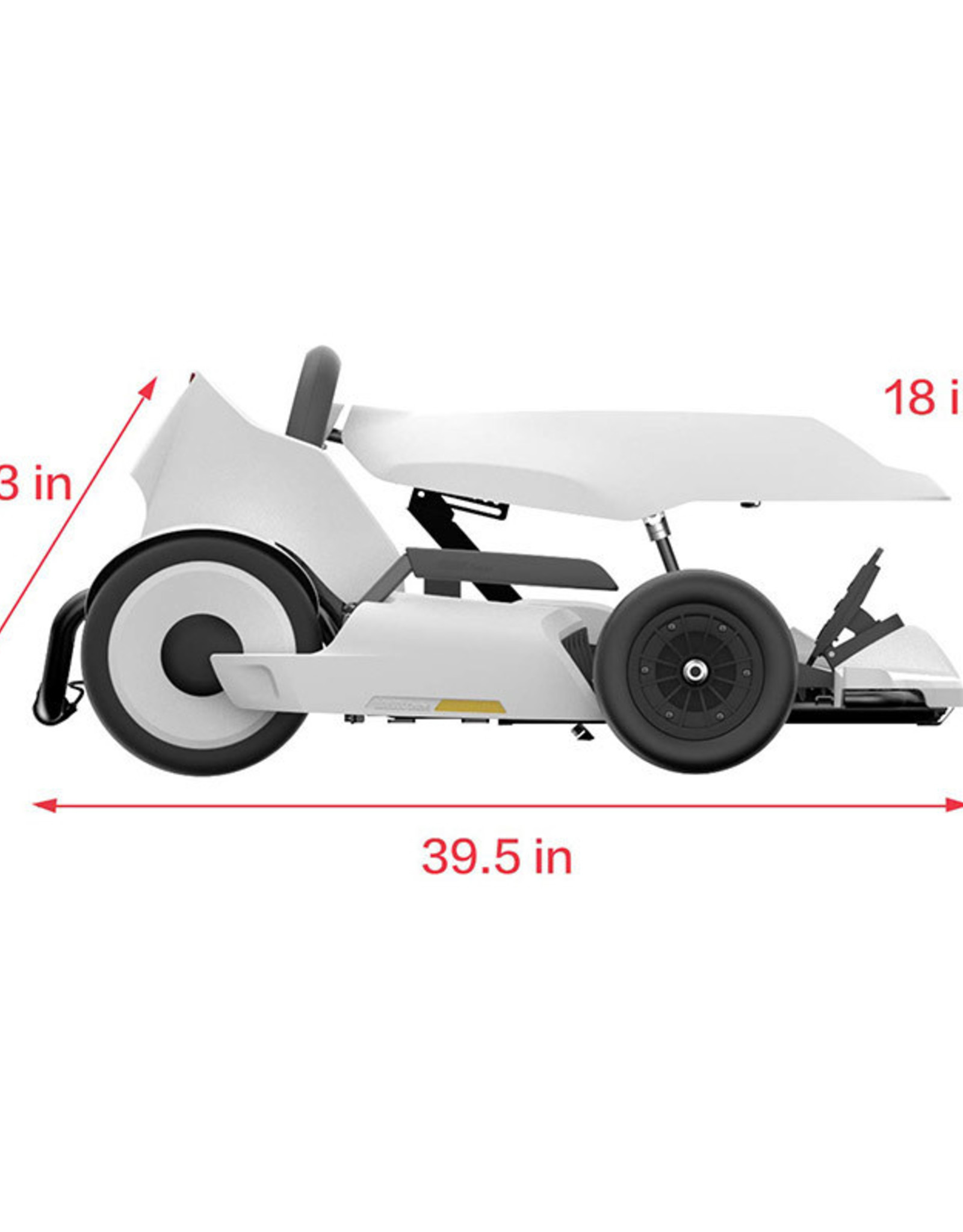Segway GoKart kit for miniPRO