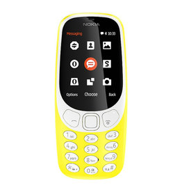 Nokia Nokia 3310 2G Yellow