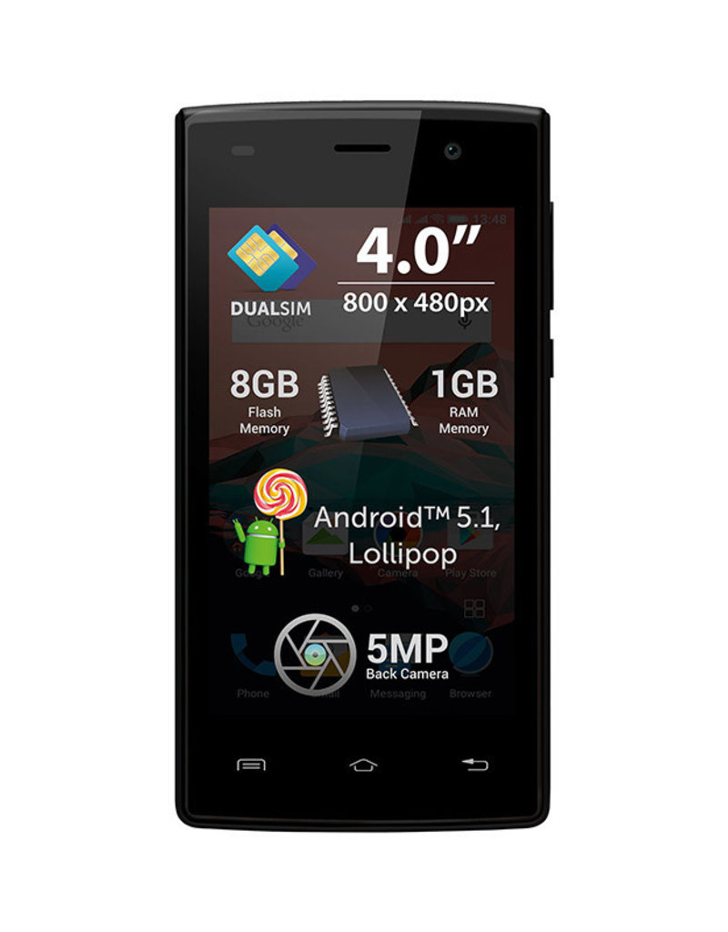 Allview A5 Ready Black