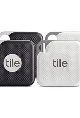 tile Tile Pro Black and White Combo - 4 Pack