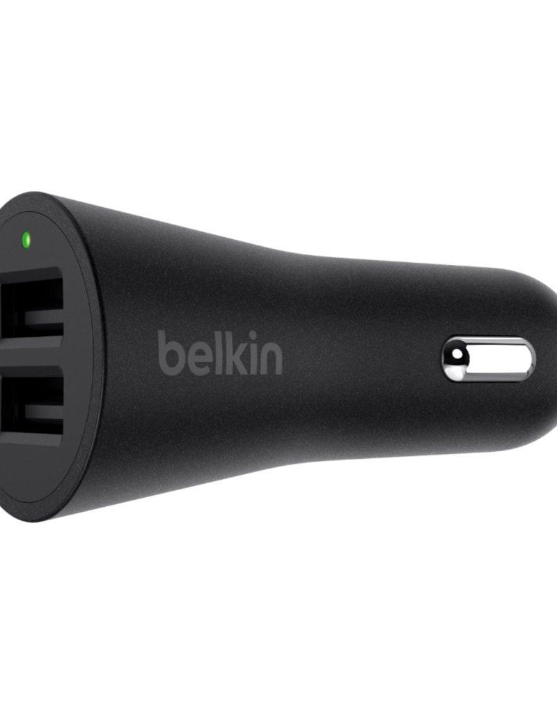 Belkin BOOST↑UP™ 2-Port Car Charger
