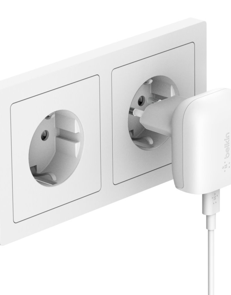 Belkin BOOST↑CHARGE USB-C Wall Charger 18W