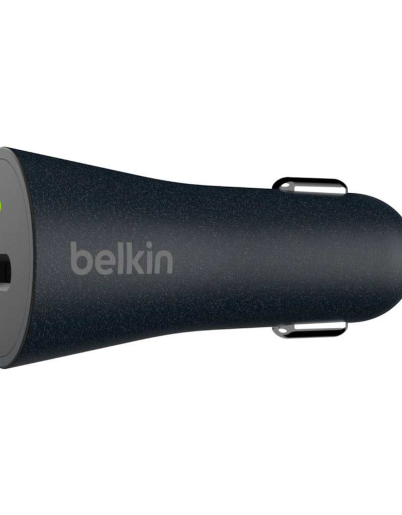 Belkin BOOST↑CHARGE™ USB-C™ Car Charger + Cable with Quick Charge™ 4+