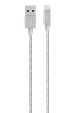 Belkin MIXIT↑™ Metallic Lightning to USB Cable