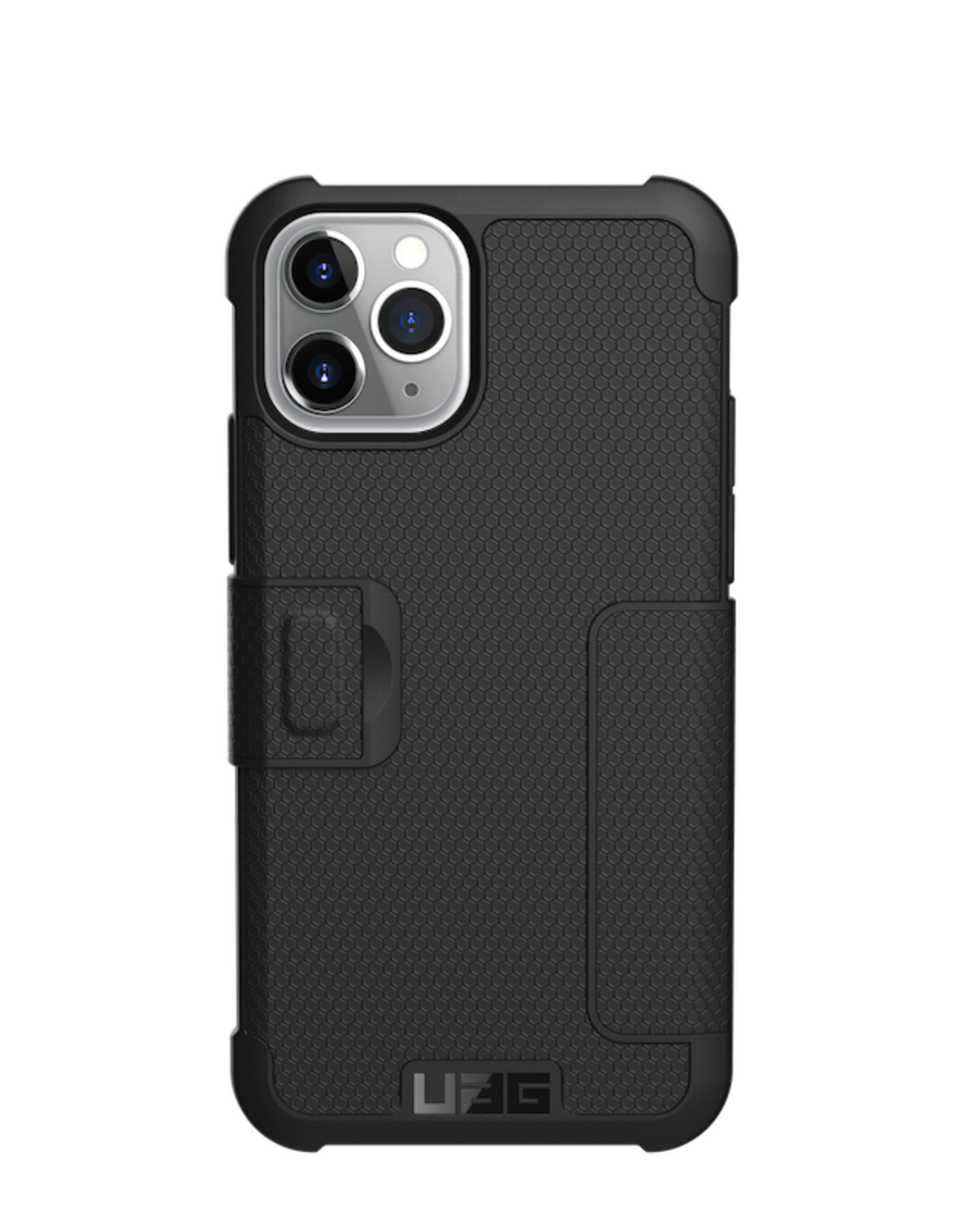 UAG METROPOLIS SERIES IPHONE 11 PRO MAX CASE Black