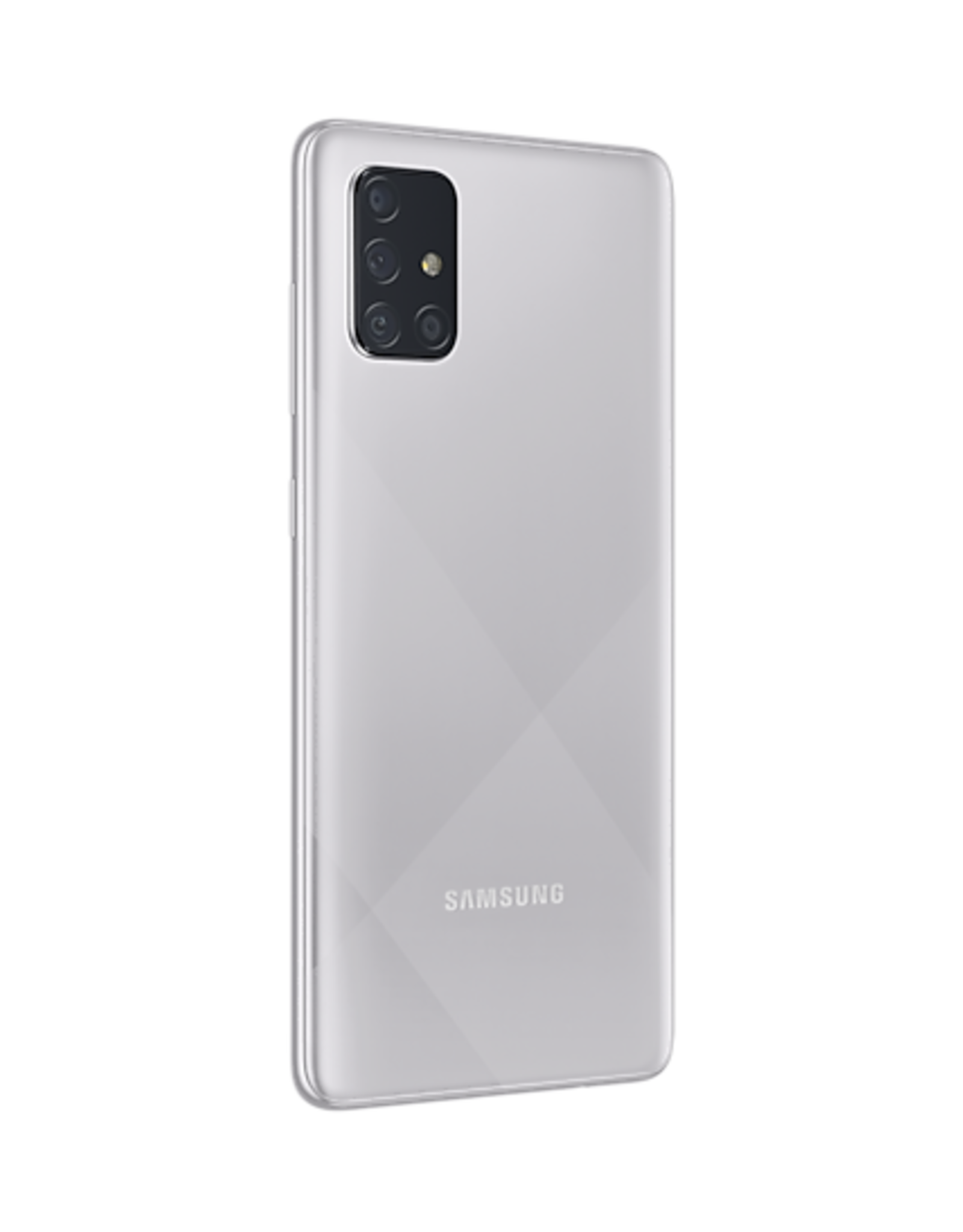 Samsung Galaxy A71 Prism Crush Silver