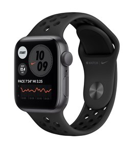 Apple Apple Watch Nike SE 40mm Space Gray Alu/Anthracite Nike Band