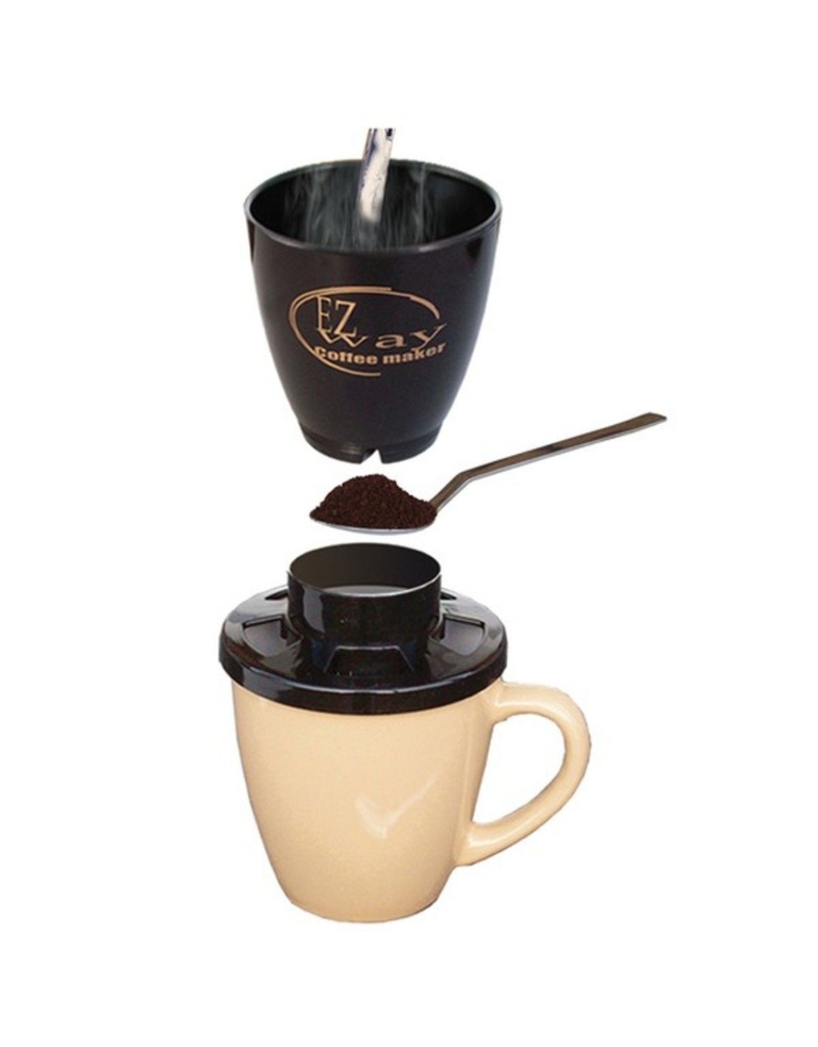 ONE CUP ECO-LOGIC COFFEE MAKER
