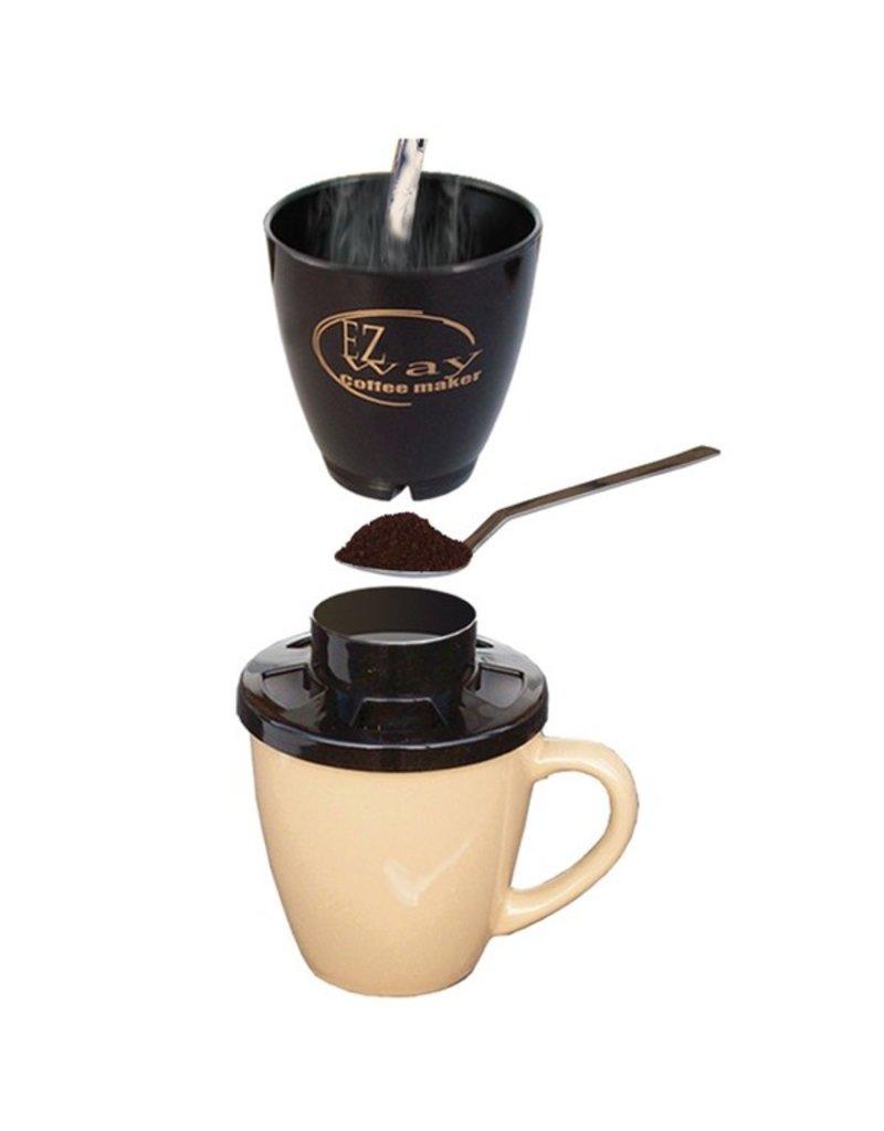 CAFETIÈRE UNE TASSE ÉCO-LOGIQUE
