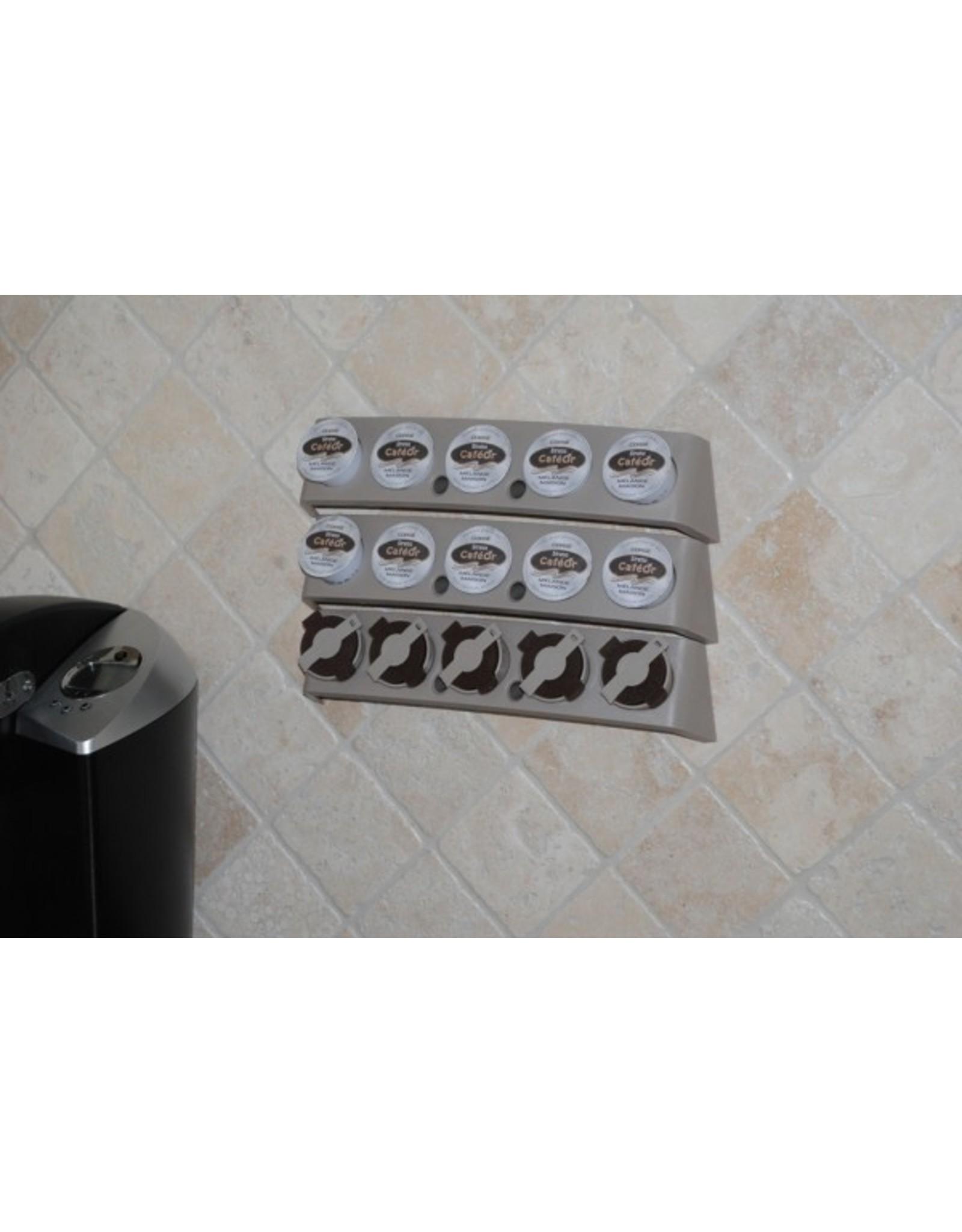 EZ WAY RACK FOR POD FILTER (K-cup compatible)