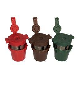 Set of 3 Airtight Cointainer & Reusable Pod Filter