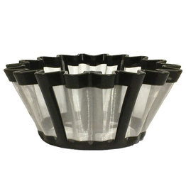 Reusable oval coffee filter (6 to 12 cups)