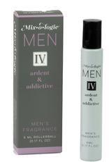 Mixologie Ardent & Addictive Natural Rollerball Fragrance (Men IV)