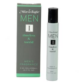 Mixologie Timeless & Torrid Natural Rollerball Fragrance (Men I)