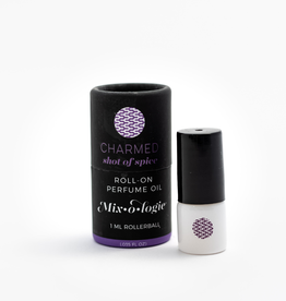 Mixologie Mini Charmed Shot of Spice Rollerball Perfume