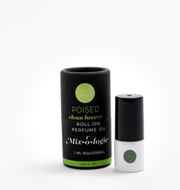 Mixologie Mini Poised Clean Breeze Rollerball Perfume