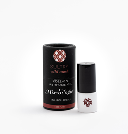Mixologie Mini Sultry Wild Musk Rollerball Perfume