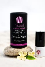 Mixologie Mini Risqué Exotic Woods Rollerball Perfume