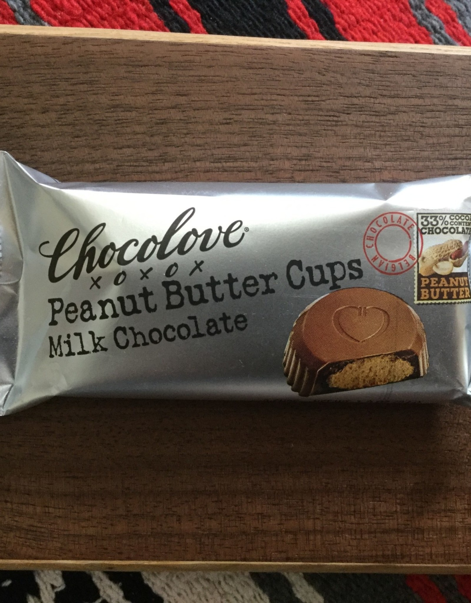 Chocolove Peanut Butter Milk Chocolate Cups