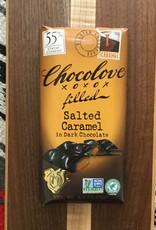 Chocolove Salted Caramel Dark Chocolate Bar