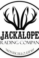 Round Jackalope Stickers