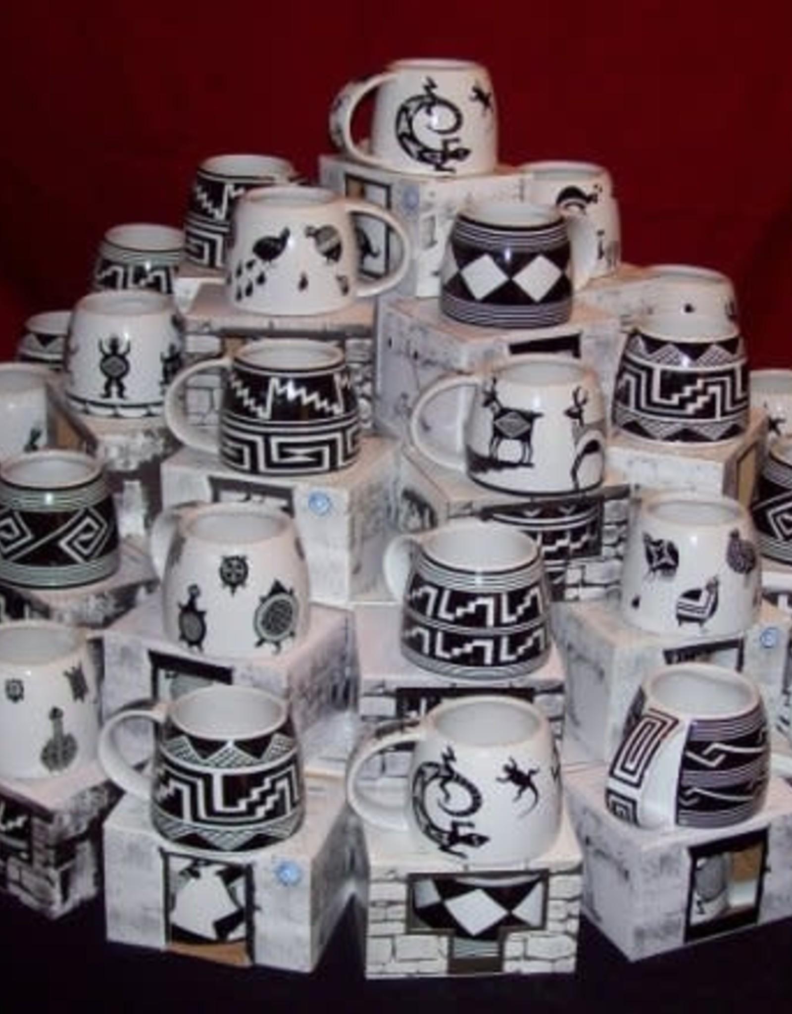 Treasure Chest Mugs Mug, Southwest Mimbres style