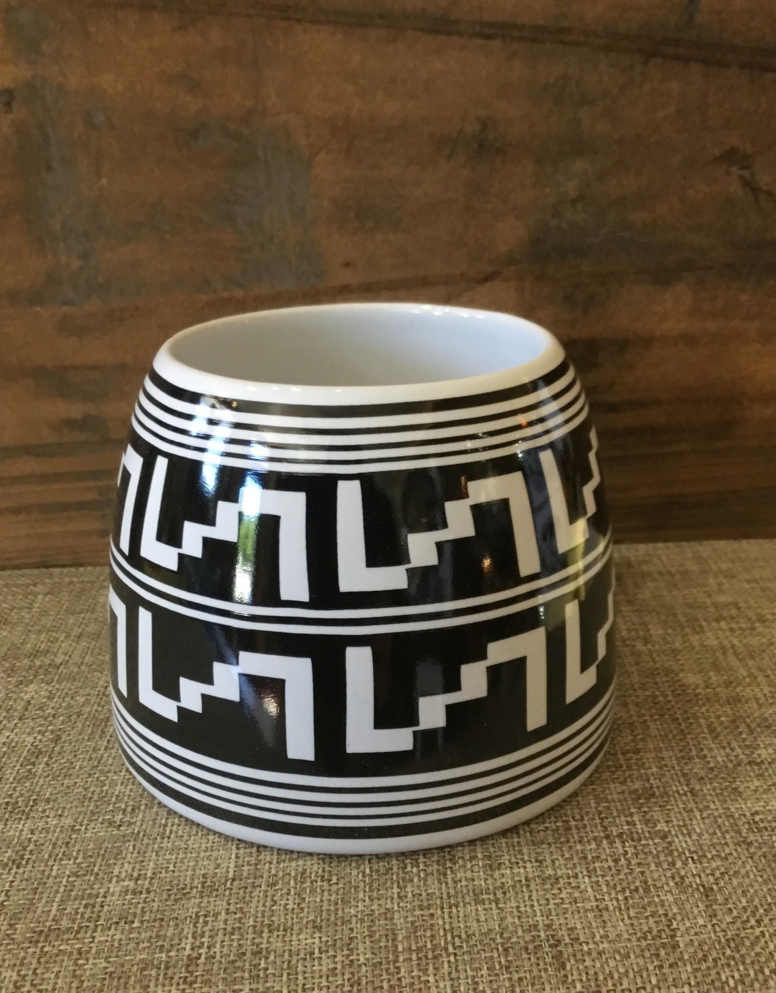 Treasure Chest Mugs Mug, Southwest Cliff Dweller style