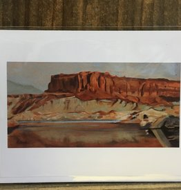 Canyon Tranquility Note Card