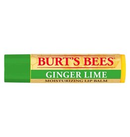 Burt's Bees Ginger Lime Lip Balm