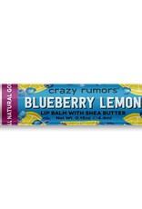 Crazy Rumors Blueberry Lemon Lip Balm