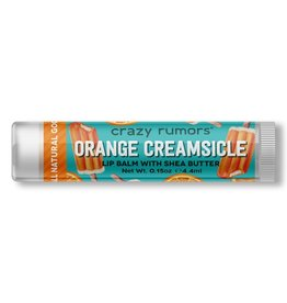 Crazy Rumors Orange Creamsicle Lip Balm