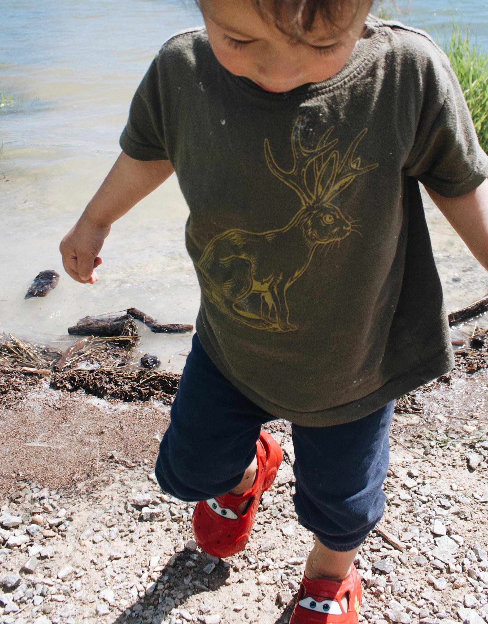 Jackalope Toddler Shirt