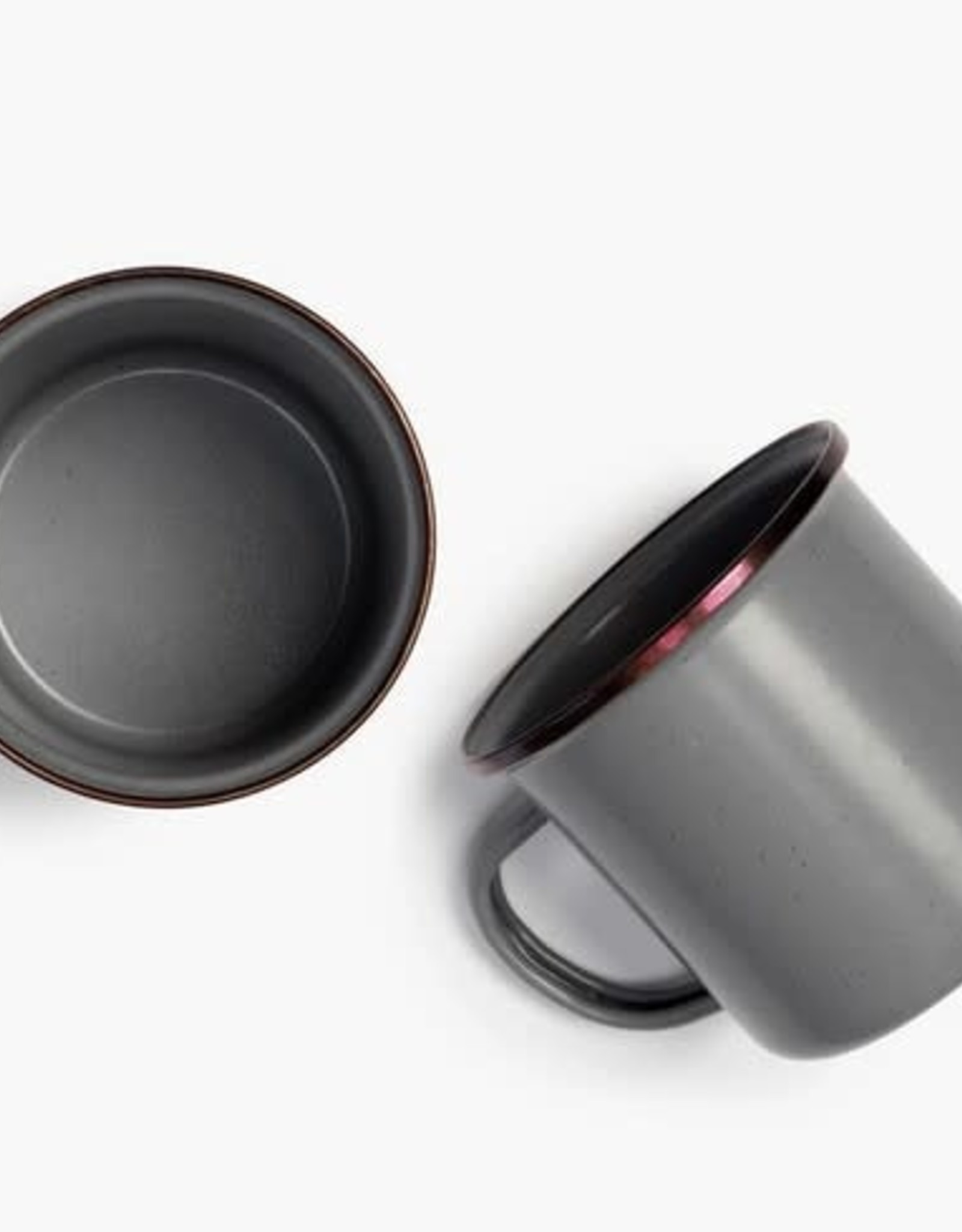 Barebones Living Cups, Enamel set/2