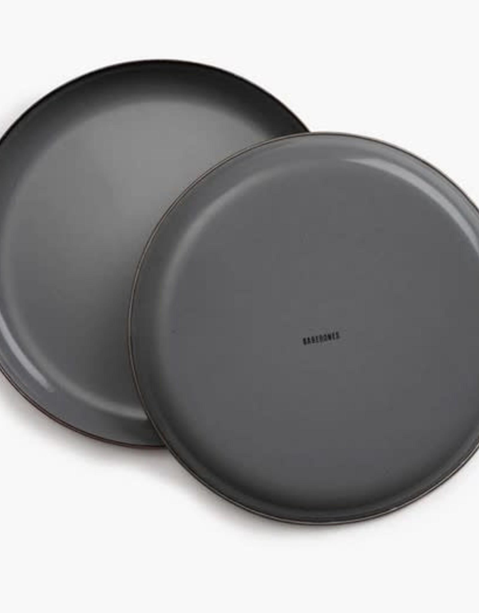 Barebones Living Plates, Enamel set/2