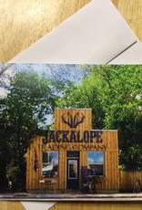 Note Card, Jackalope (Summer)