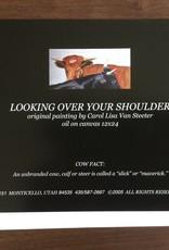 Over your shoulder note card cvs