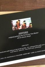 Sisters Note Card CVS