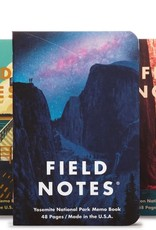 National Parks Field Notes