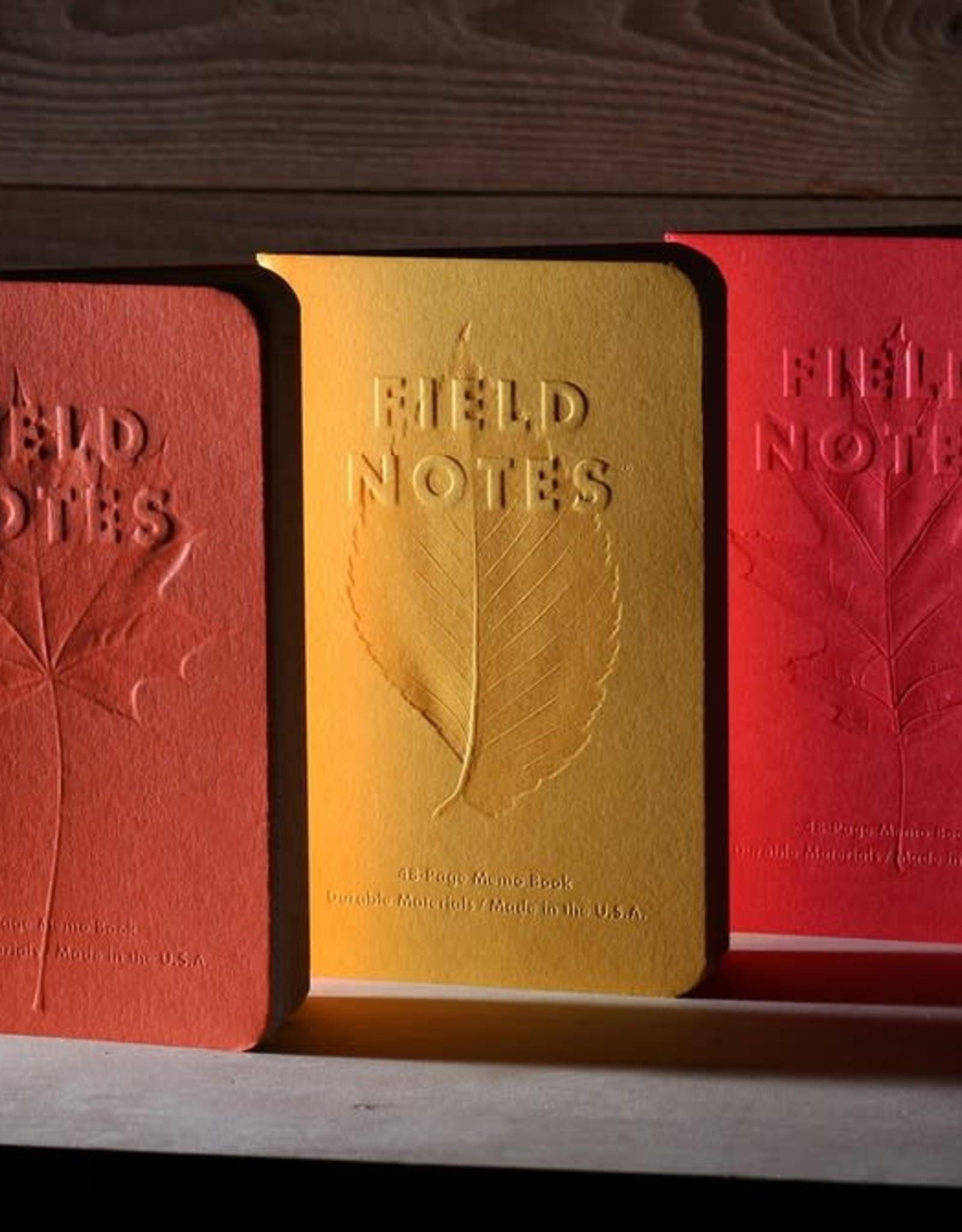 Autumn Trilogy 3-pack