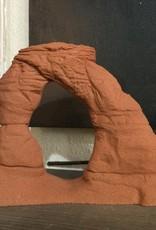 Delicate Arch, Sand Art Sculpture