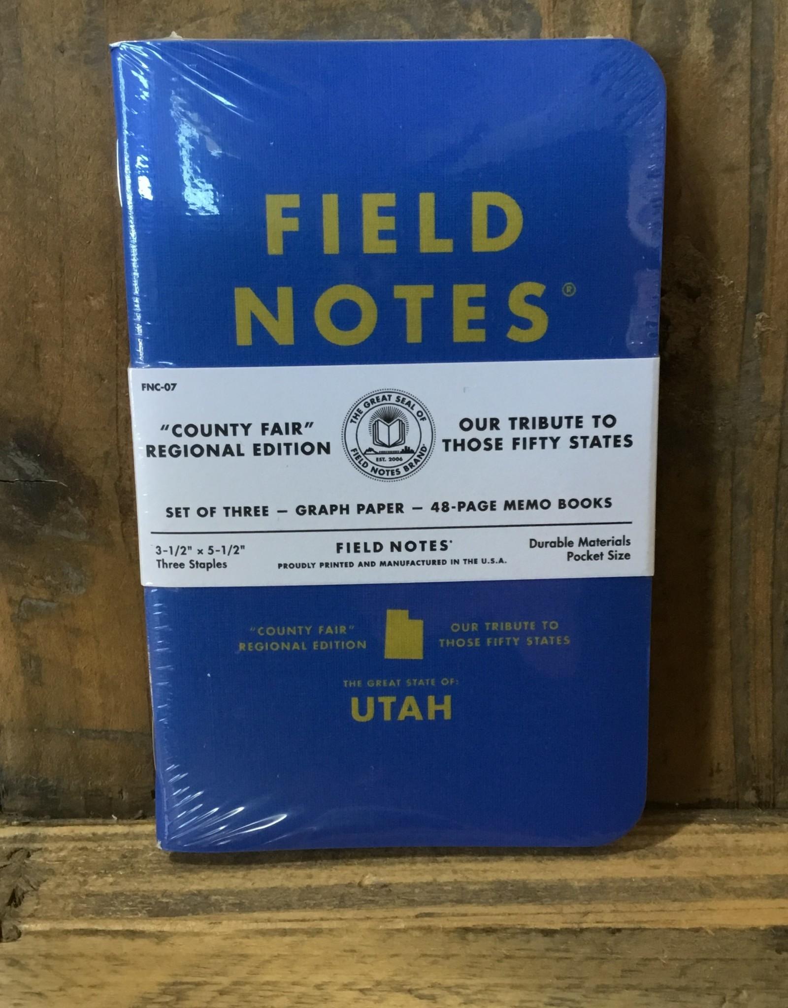 County Fair Utah 3-pack