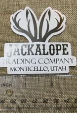 Sticker Mule Jackalope Magnet