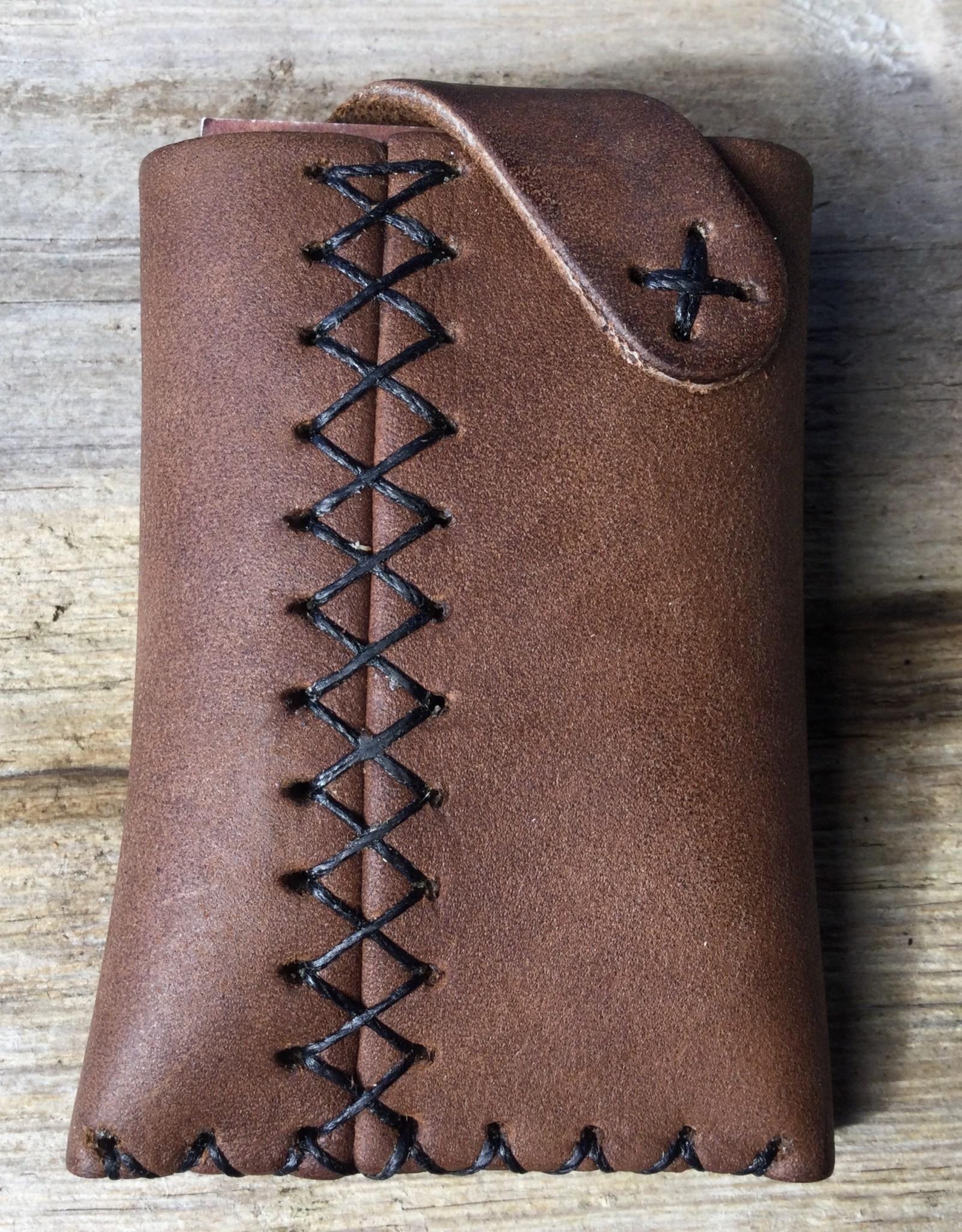 Leather Wallet, Jackalope