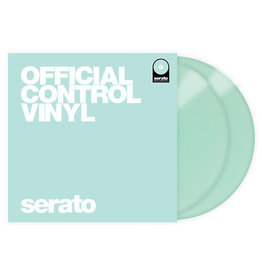 "12"" Glow in the Dark Serato Control Vinyl  (Pair)"